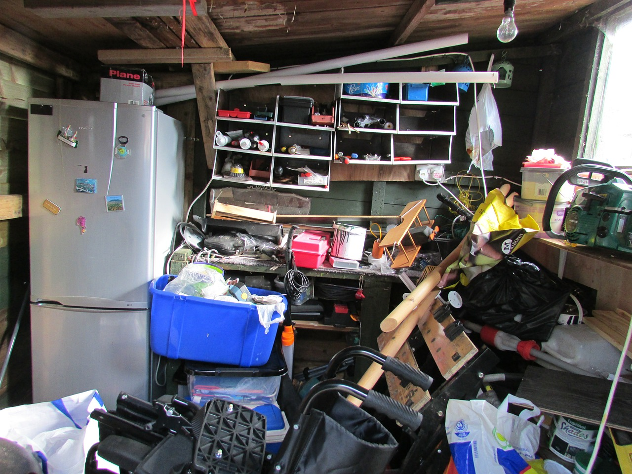 How to Declutter, Get Your House Back
